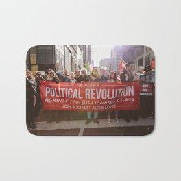 A Political Revolution Bath Mat