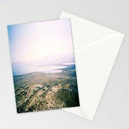 Masada Overlook  Stationery Cards