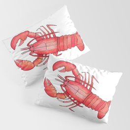 Lobster: Fish of the World Pillow Sham