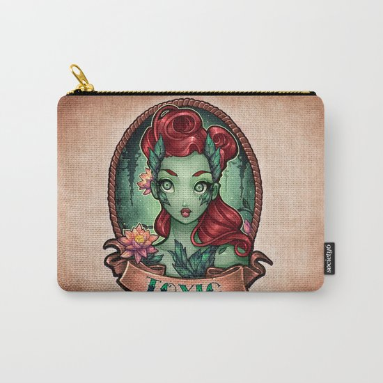 TOXIC pinup Carry-All Pouch