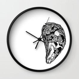 Giant seashell Wall Clock