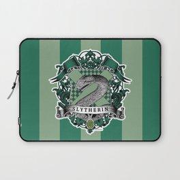 Slytherin Color Laptop Sleeve