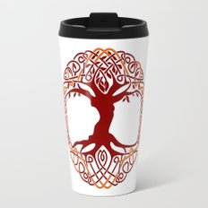 Yggdrasil Tree Of Life Travel Mug