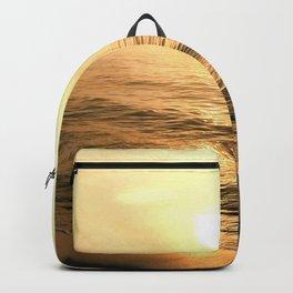 Gold Dawn Backpack