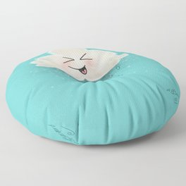 Pitter Patter Party! Floor Pillow