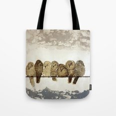 Differences Tote Bag