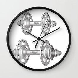 Campagnolo Record Pista Track Hubs Wall Clock