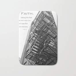 Faith Bath Mat
