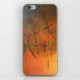 Warm iPhone Skin