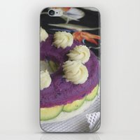 avocado iPhone & iPod Skins featuring Avocado by Hector Wong