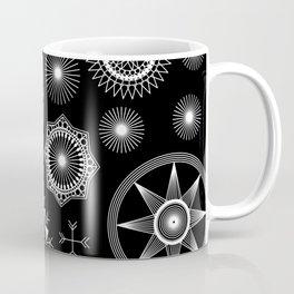 Dark into the night Coffee Mug
