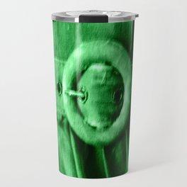 Green Vintage BELT Travel Mug