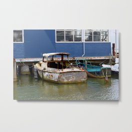 Still afloat Metal Print