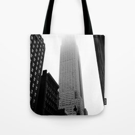 Stories in the Fog  Tote Bag