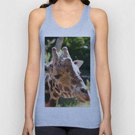 Baringo Giraffe Unisex Tank Top