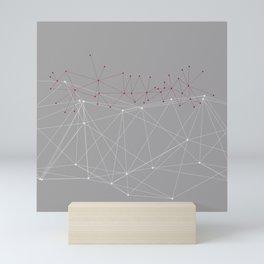 LIGHT LINES ENSEMBLE X-A Mini Art Print
