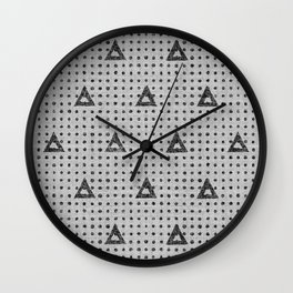 DIAMOND DOT Wall Clock
