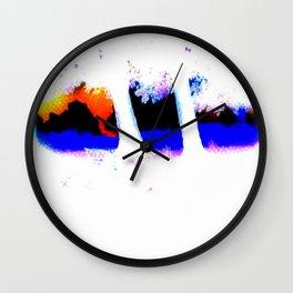 Sycamore View Wall Clock