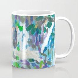 Blue Falls Coffee Mug