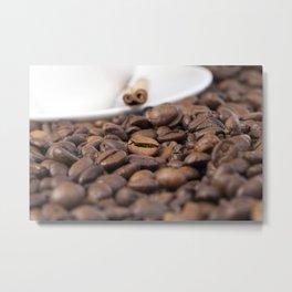 pleasant cinnamon Metal Print
