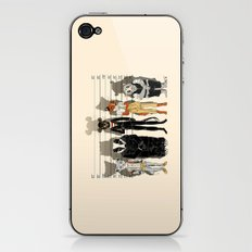 Unusual Suspects iPhone & iPod Skin