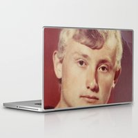 soviet Laptop & iPad Skins featuring The Soviet seaman. by Mikhail Zhirnov