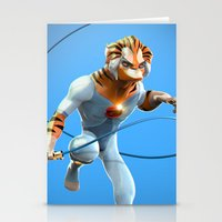 thundercats Stationery Cards featuring Thundercats by Dante RD