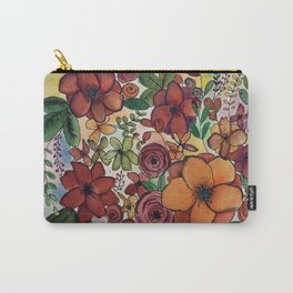 Flowers for Sam Carry-All Pouch