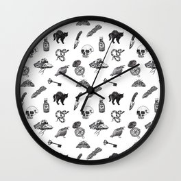 darks Wall Clock