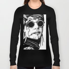 The Glasses. Long Sleeve T-shirt