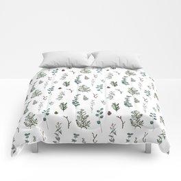 Pine and Eucalyptus Comforters
