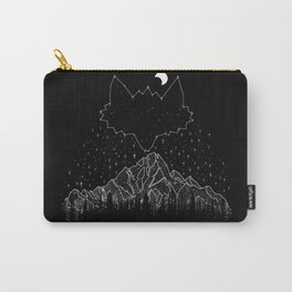 Mountains Fox Carry-All Pouch