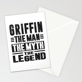 Griffin The Legend Stationery Cards