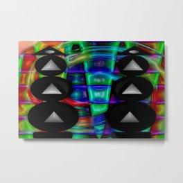 Colorandblack series 713 Metal Print