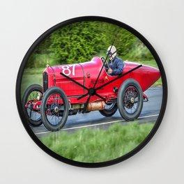 Vintage Racing Car - Hudson Special Wall Clock