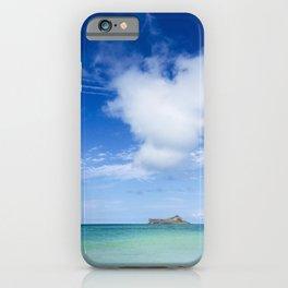 Heart Sea Beach - Hawaii iPhone Case