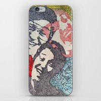 novelty iPhone & iPod Skins featuring Novelty, No Talent, or Hack by AcerbicAndrewArt