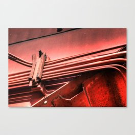 Bloodlines for the Harvester Canvas Print