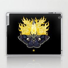Moths to a Flame Laptop & iPad Skin