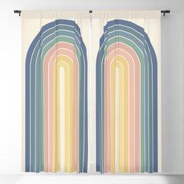 Gradient Arch XX Blackout Curtain