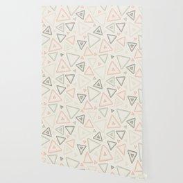 Retro Dotted Pattern 01 Wallpaper