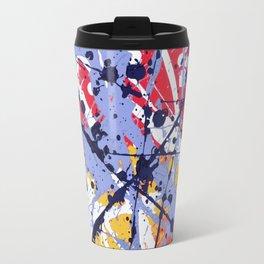 Paint splat Travel Mug