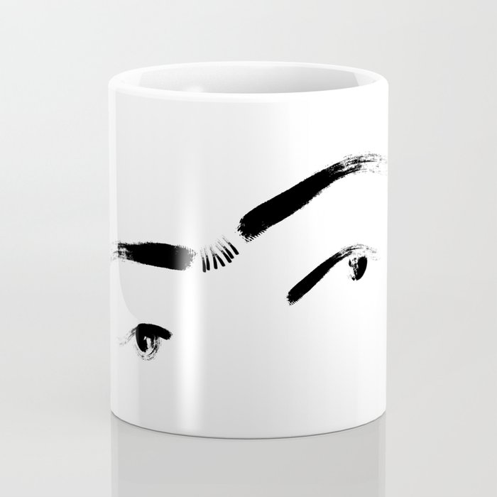 The look of Frida Coffee Mug