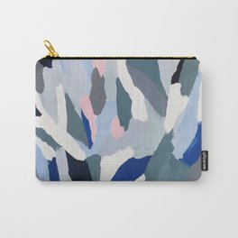 Ascent: abstract painting Carry-All Pouch