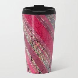 Pink  & Rock Travel Mug