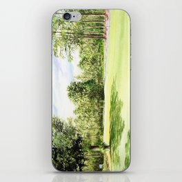 Perry Golf Course Florida iPhone Skin