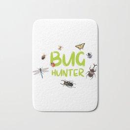 Kids Bug Hunter Insect Hunter Kid Gift Bath Mat