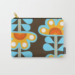 swedish flowers Carry-All Pouch