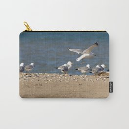 Landing | Seagull Photography Carry-All Pouch