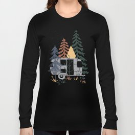 Wild Airstream... Long Sleeve T-shirt